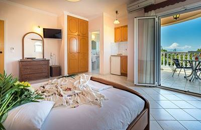Double Room with Balcony - Dinos Hotel