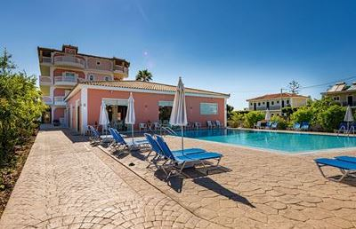 Dinos Hotel Tsilivi Zante Zakynthos